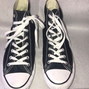 cd5e4adc4c5c Converse Shoes - Man size 10 Converse M9160 High Top (nobox)Worn